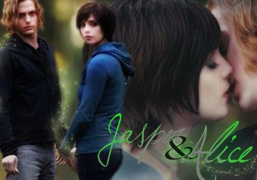 ♥Jasper & Alice♥