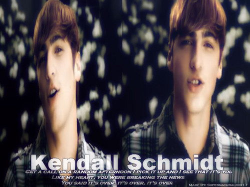 Kendall Schmidt wallpaper containing a portrait titled ☆ Kendall ☆