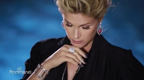 Ana Hickmann images 'Rommanel 2012: Coleção de Joias Folheadas' wallpaper and background photos