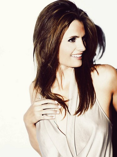 Stana Katic achtergrond probably with a portrait entitled ♥Stana Katic♥