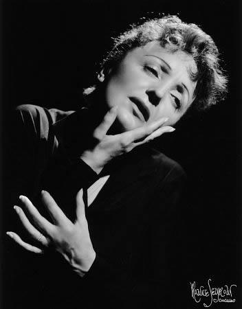 Édith Piaf-Édith Giovanna Gassion19 December 1915 – 11 October 1963)