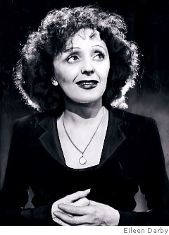 Édith Piaf-Édith Giovanna Gassion19 December 1915 – 11 October 1963)