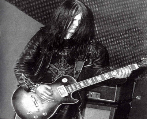 Øystein Aarseth-Euronymous (22 March 1968 – 10 August 1993