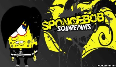 Emo Spongebob Images 1401 Wallpaper And Background Photos 30399452