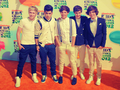 1D at the KCA's ♥