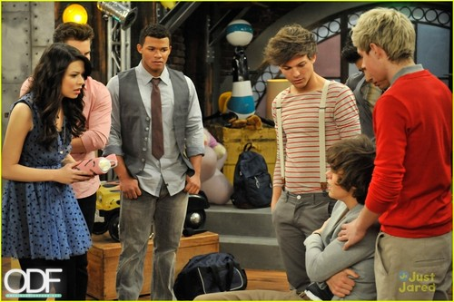 1D on iCarly; iGo One Direction ep! {HQ stills}♥