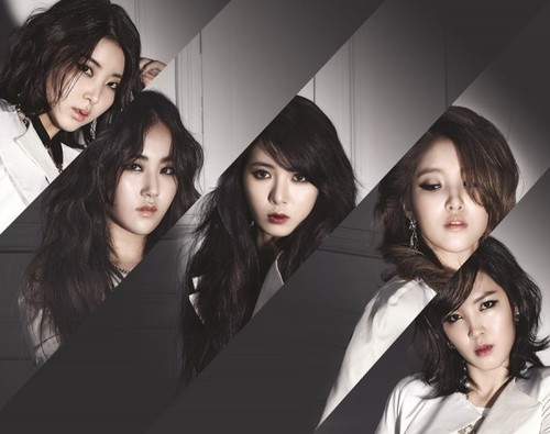 4Minute 'Volume Up'