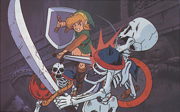 The Legend of Zelda wallpaper containing anime entitled A Link to the Past