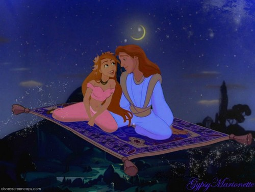 A Whole New World With u
