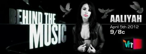 Aaliyah wallpaper entitled AALIYAH Behind the Music 2012 April 5th VH1 9 p.m !!