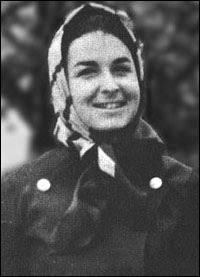 """Abigail Anne """"Gibbie"""" Folger (August 11, 1943 – August 9, 1969"""