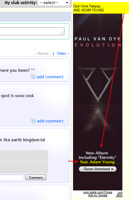 Owl City images Adam's new Song!! Ad on FANPOP wallpaper and