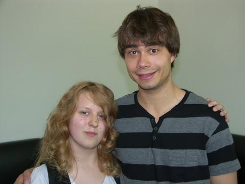 Alex and me :D