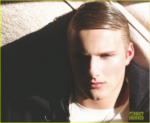 Alexander Ludwig Covers 'Da Man' April/May 2012