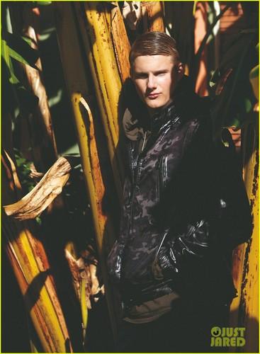 Alexander Ludwig Covers 'Da Man' April/May 2012