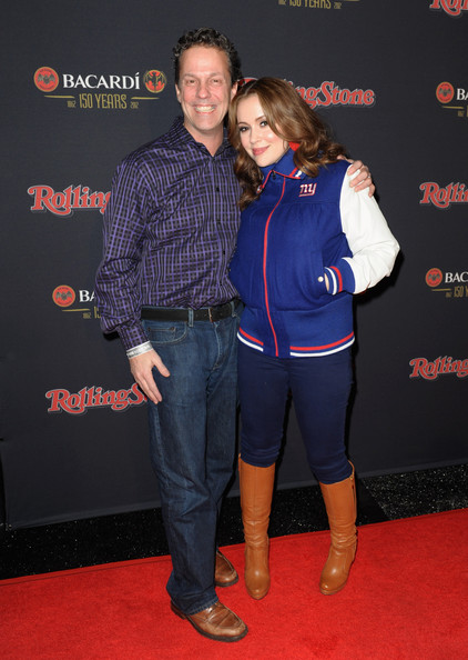 Alyssa - Rolling Stone Hosts The Bacardi Bash 150 Years Of Rocking The Party, February 4, 2012