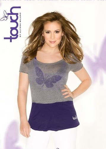 Alyssa - Touch 2012 Collection