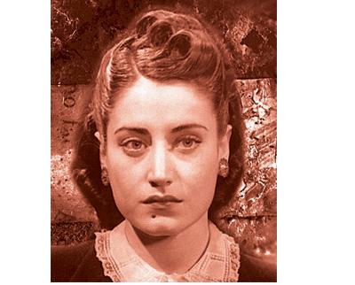 Amal al-Atrash -Asmahan (25 November 1912 – 14 July 1944)