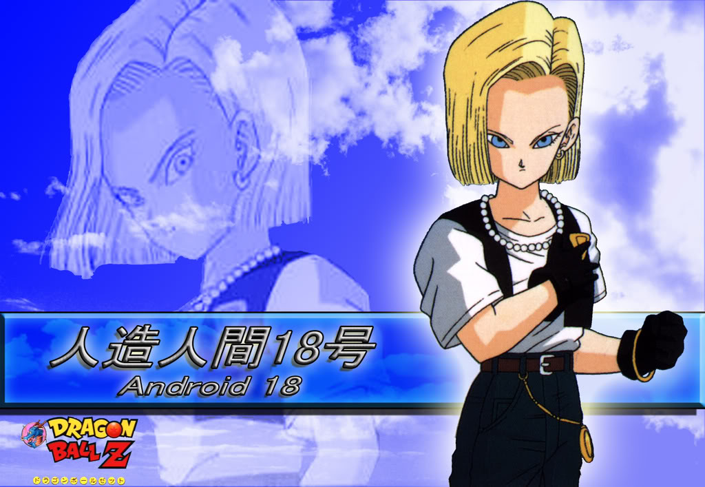 Android 18 Images Android 18 Hd Wallpaper And Background