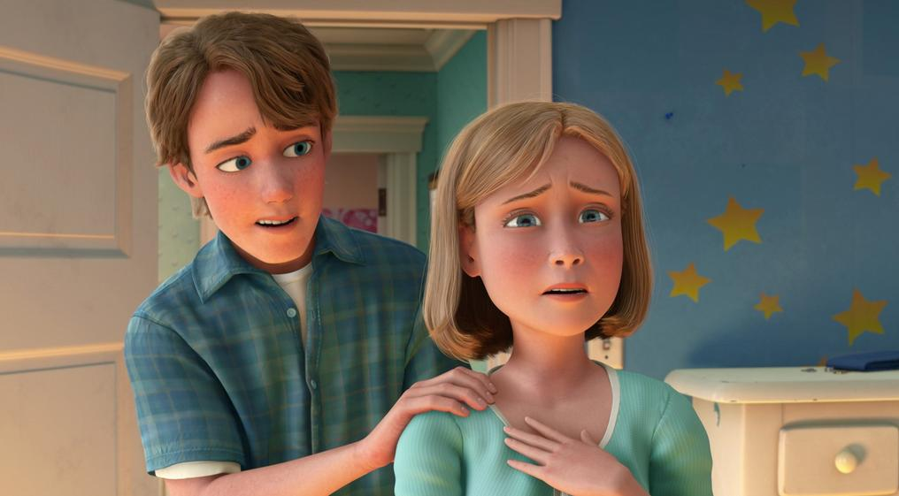 Toy Story 3 Bilder Andy And His Mother Hd Hintergrund And Background