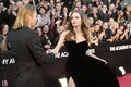 Angelina Jolie & Brad Pitt at Oscar 2012 - brangelina photo