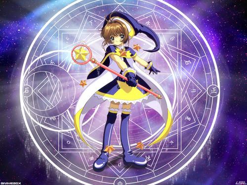 anime super shabiki karatasi la kupamba ukuta titled Anime!