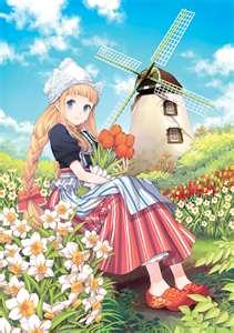 Anime Flower Girl Msyugioh123 Photo 30390989 Fanpop