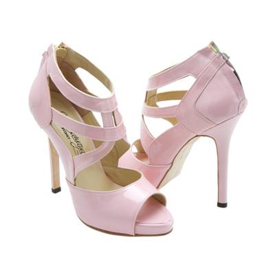 Susie Sawaya Sydney High Heels Stilettos images Baby Pink Heels