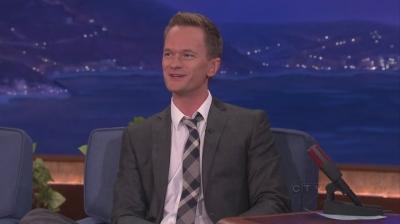 Apr 02 – Conan - Neil Patrick Harris Image (30307028) - Fanpop
