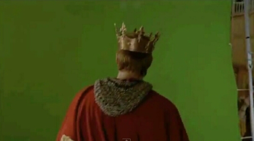 Arthur's Coronation:To CGI oder Not CGI that is the Frage (2)