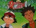 Ash, Brock and o.o