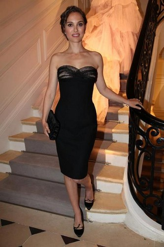 At Candelight Delight, Paris (April 3rd 2012) - natalie-portman Photo