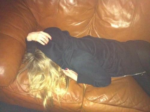Avril's Twitter Pics