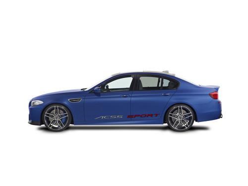 BMW M5 ACS5 par AC SCHNITZER