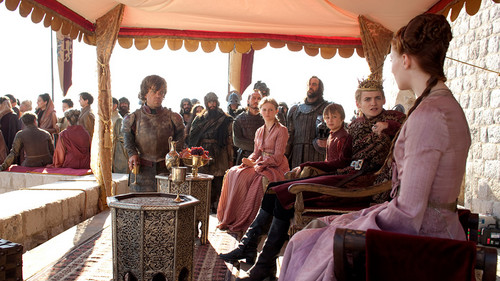Baratheons and Sansa