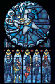Batman Rose Window - batfamily photo