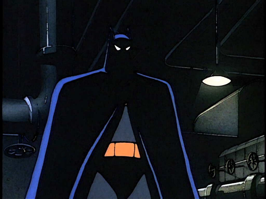 The Hub Images Batman Animated Series HD Wallpaper And Background Photos