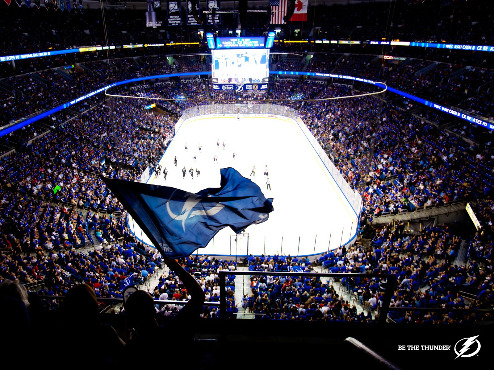 Tampa Bay Lightning Images Be The Thunder HD Wallpaper And Background Photos