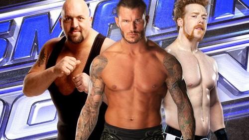 Big Show,Randy Orton,Sheamus