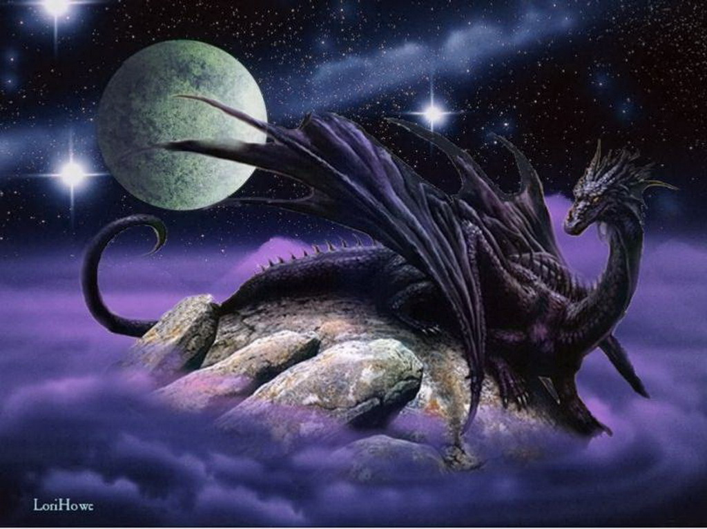 Dragons Black Dragon