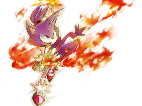Blaze (fight mode)