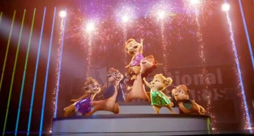 Alvin and the Chipmunks 3: Chip-Wrecked wolpeyper called Born this waaaaaaaaaaaaaaaay!!!!!!!!!!!!!