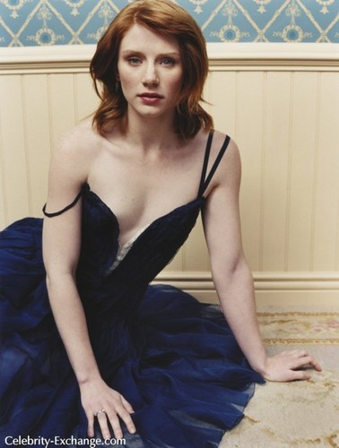 DemolitionVenom wallpaper probably with a cocktail dress, a bustier, and a chemise titled Bryce Dallas Howard