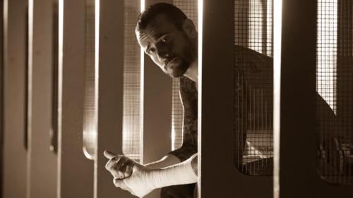 CM Punk wallpaper possibly containing a holding cell entitled CM Punk