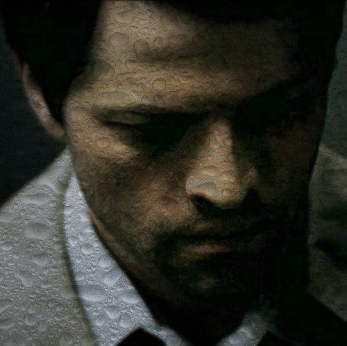 Castiel - Mysterious - supernatural Fan Art