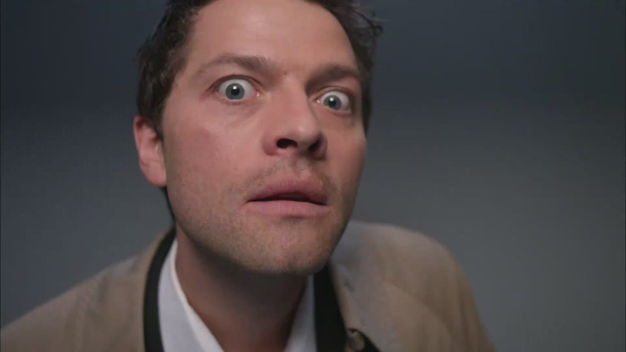 misha collins meme car - photo #41
