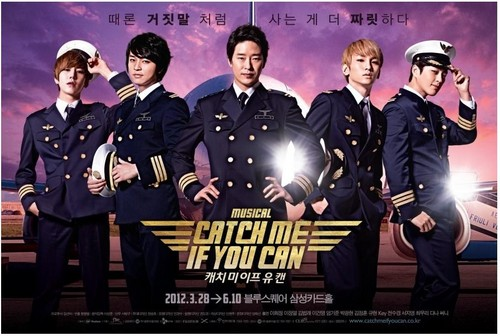 Catch Me If You Can movie poster - kim-kibum-key Photo