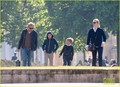 Cate Blanchett: Family Sightseeing In Paris - cate-blanchett photo