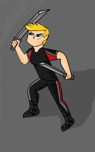 The Hunger Games wallpaper containing anime entitled Cato