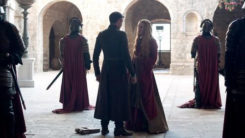 Cersei and Littlefinger